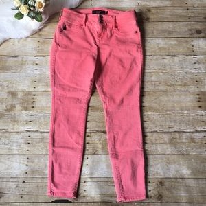 Torrid Pink Jeans Size 12R